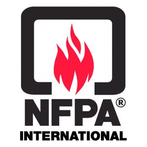 nfpa international logo